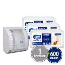 Papel-Toalha-Interfolhado-Folha-Dupla-Elite-Excellence-Com-600-Folhas---Dispenser-295