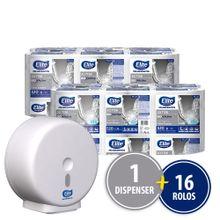 Papel-Higienico-Em-Rolo-Folha-Simples-Elite-Bioactive-Com-16-Rolos-De-520-M-Cada--Dispenser-332