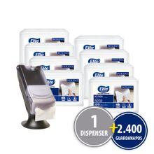 Guardanapo-Interfolhado-Folha-Dupla-Elite-Excellence-Com-2.400-Folhas---Dispenser-365